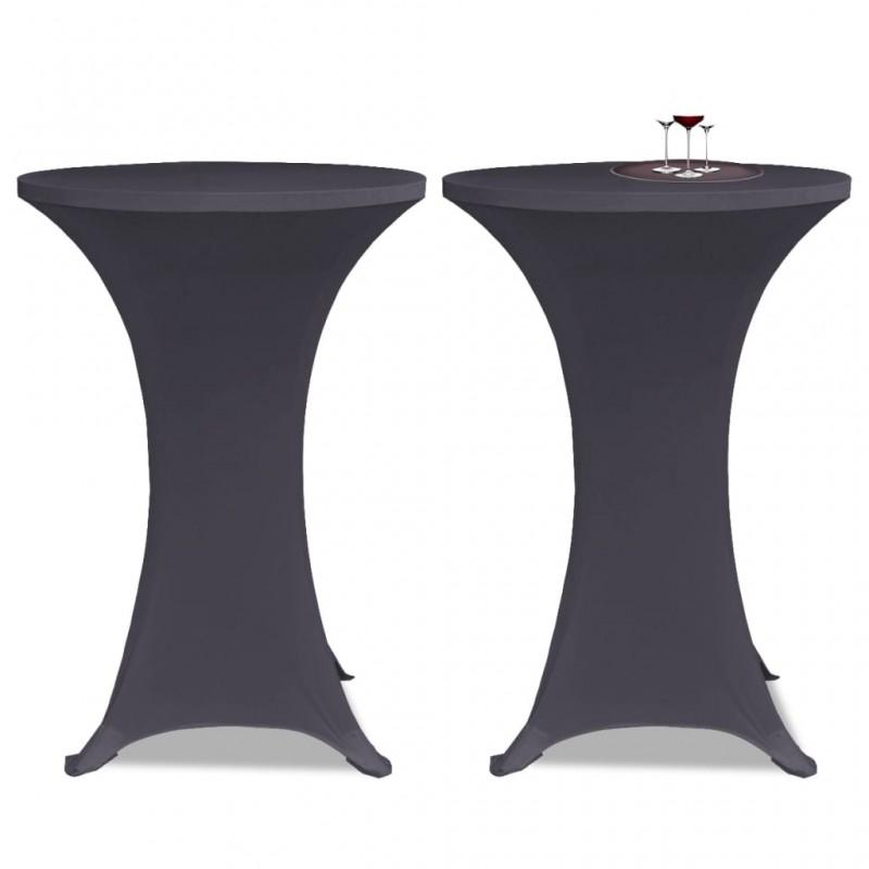 4 fundas beige para cojines de algodón, 40 x 40 cm