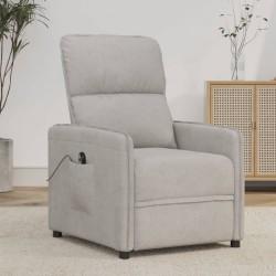 vidaXL Fregadero de cocina con rebosadero ovalado granito gris