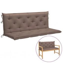 vidaXL Mueble de TV madera maciza reciclada 110x30x40 cm