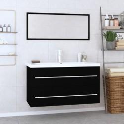 vidaXL Altavoces estéreo de pared 2 uds negro interior/exterior 80 W