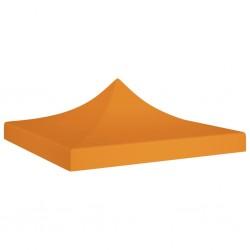 vidaXL Columpio 2 en 1 para niño y para bebé naranja