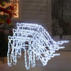 vidaXL Comida seca para perros Adult Essence Beef 2 uds 30 kg