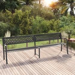 vidaXL Máquina quitanieves 6,5 HP amarillo y negro