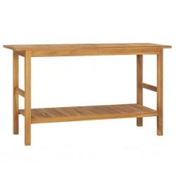 vidaXL Tumbonas de jardín y mesita 3 piezas ratán sintético negro