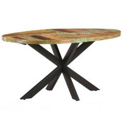 vidaXL Rampa para perros plegable negra 155,5x40x15,5 cm