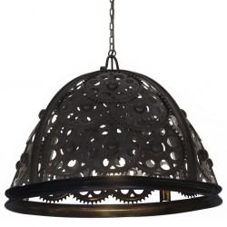 vidaXL Estructura de cama dosel 2 cajones madera pino gris 100x200 cm