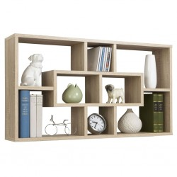 vidaXL Mueble para TV de madera maciza reciclada 120x30x46 cm
