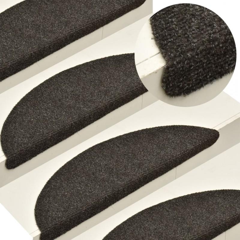 vidaXL Caja fuerte digital gris oscuro 40x35x60 cm