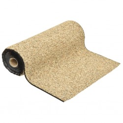 vidaXL Caja fuerte para pared gris oscuro 42x24x42,6 cm