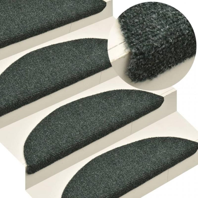 vidaXL Espejo de pared de baño con LED 80x60 cm