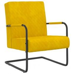 vidaXL Espejo de pared con estante de vidrio templado 40x40 cm
