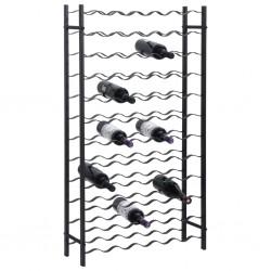 vidaXL Aparador con enchape de Buda madera reciclada 60x35x75 cm