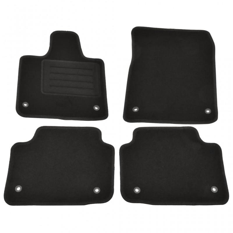 vidaXL Lámina de drenaje nodular HDPE 400 g/m² 0,5x20 m