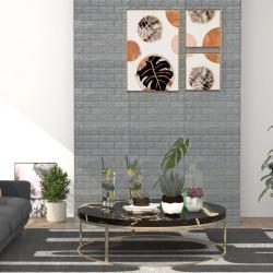 vidaXL Persiana enrollable aluminio blanca 100x130 cm