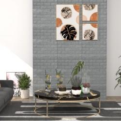 vidaXL Persiana enrollable aluminio blanca 100x210 cm