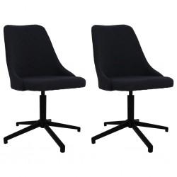 vidaXL Cojines de silla 6 unidades rojo tinto 50x50x7 cm