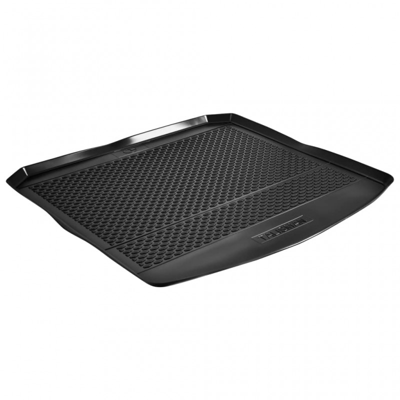 vidaXL Grifo para bañera de pie acero inoxidable 118,5 cm