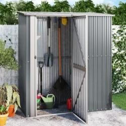 vidaXL Grifo para bañera de pie acero inoxidable dorado 99,5 cm