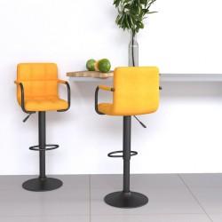 vidaXL Estantes estantería 4 uds aglomerado blanco brillo 40x40x1,5 cm
