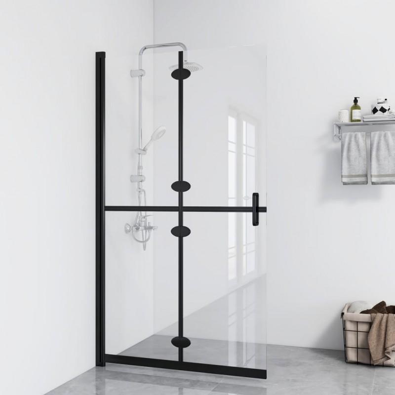 vidaXL Panel solar monocristalino aluminio y vidrio de seguridad 40 W