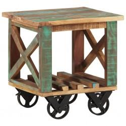 vidaXL Arenero infantil tejado ajustable madera abeto multicolor UV50