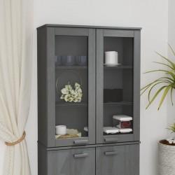 vidaXL Juego de muebles de cocina 7 piezas aglomerado roble Sonoma