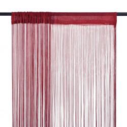 vidaXL Set de funda de edredón algodón azul 200x220/80x80 cm