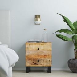 vidaXL Banco columpio madera maciza de teca con cojín rojo vino 120 cm