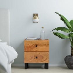 vidaXL Banco columpio madera de teca con cojín verde brillante 120 cm