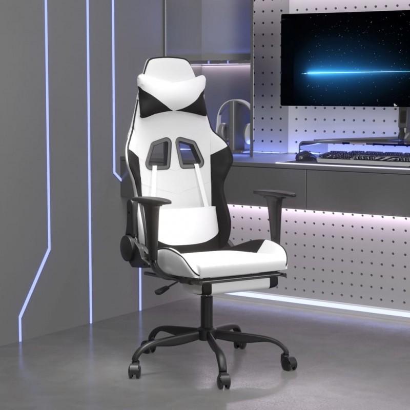 vidaXL Estructura de cama de madera maciza de pino blanco 160x200 cm