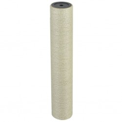 vidaXL Rollos de papel pintado 2 uds ladrillos color crema 0,53x10 m