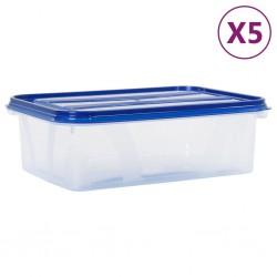 vidaXL Rollos de papel pintado 4 unidades rosa brillante liso 0,53x10m