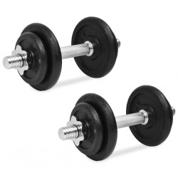 HI Lámparas solares LED de jardín 8 unidades acero inoxidable