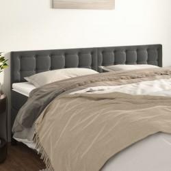HI Set de utensilios de cocina 6 piezas metal negro y plateado