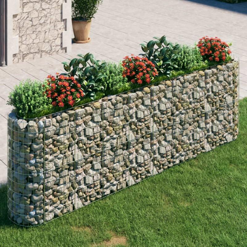 vidaXL Compostador térmico de jardín plástico 320 L