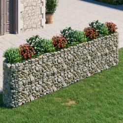 vidaXL Compostador térmico de jardín plástico 420 L