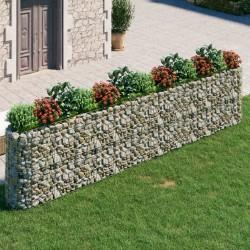 vidaXL Compostador térmico de jardín plástico 650 L