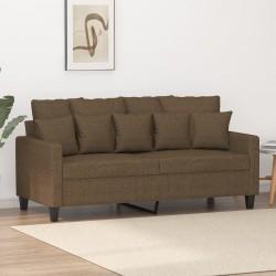 vidaXL Ventilador de techo blanco 142 cm