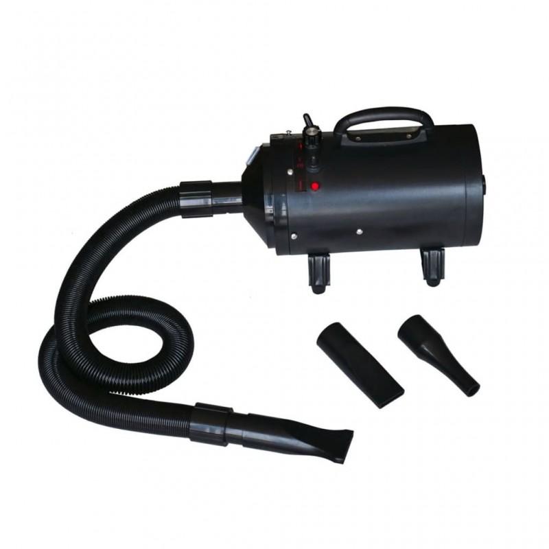 vidaXL Sistema de soporte de telón fondo fotográfico 600x300 cm negro