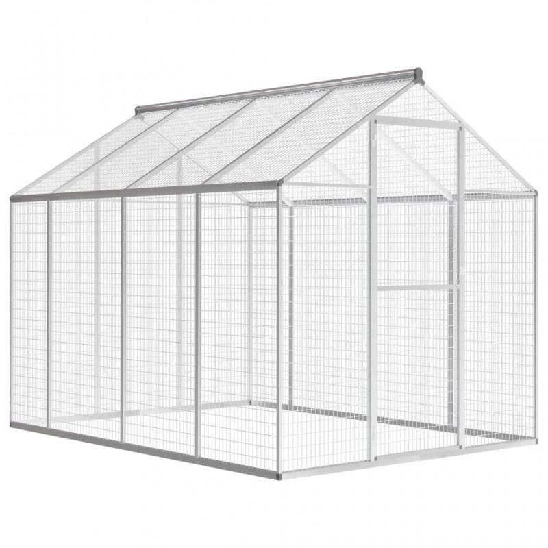 vidaXL Taburetes de cocina 4 unidades cuero artificial blanco