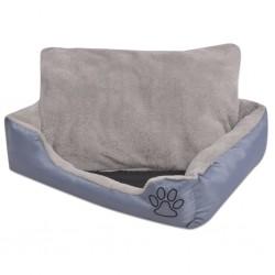 vidaXL Secador de pelo de perro con 3 boquillas negro 2400 W