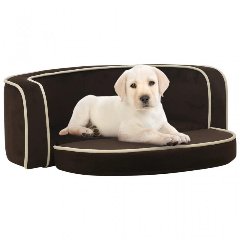 vidaXL Conjunto de cestas apilables 6 unidades de sauce natural