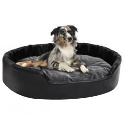 vidaXL Telón de fondo para fotografía algodón negro 600x300 cm