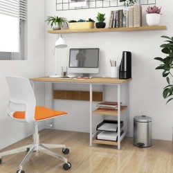 vidaXL Armario de almacenaje con 2 puertas de acero 90x40x180 cm gris