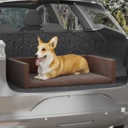 vidaXL Silla de escritorio Racing reclinable con reposapiés verde