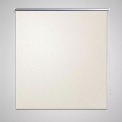 vidaXL Taburetes de cocina 2 unidades cuero sintético blanco