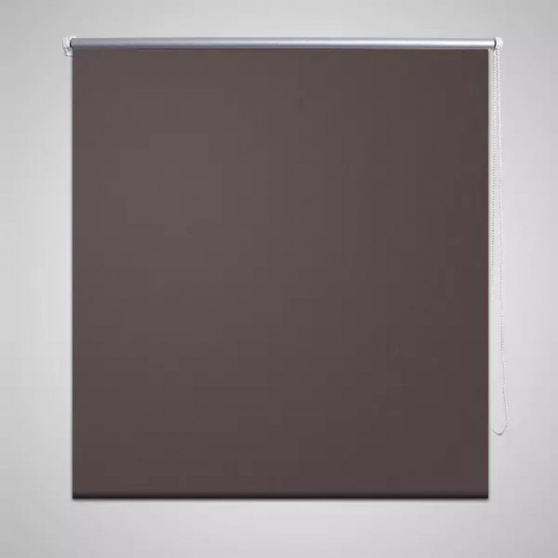 Estor Persiana Enrollable 100 x 175cm De Color Crema