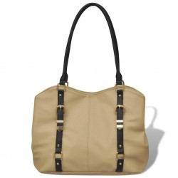 Tander Mueble para TV de aglomerado blanco brillante 107x35x37 cm