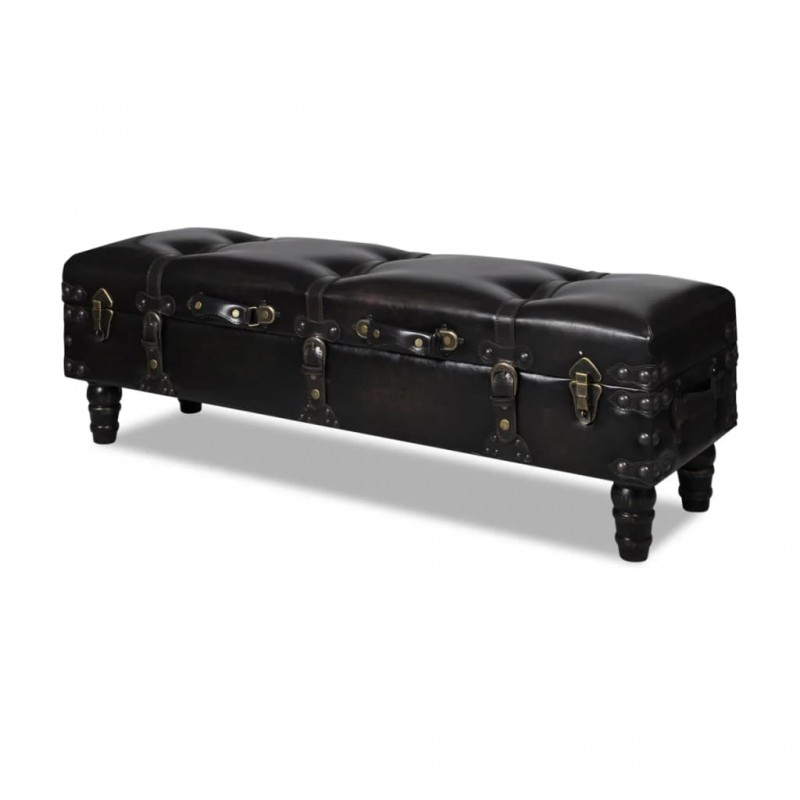 vidaXL Lámpara de araña de cristal 5 bombillas transparente