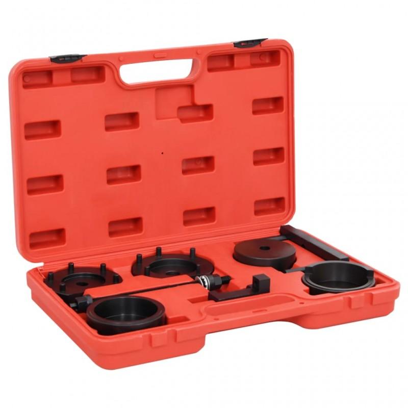 Lámpara de techo colgante, LED, 6X2W, redonda